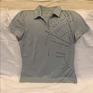 S Nike Golf Dry Fit Polo